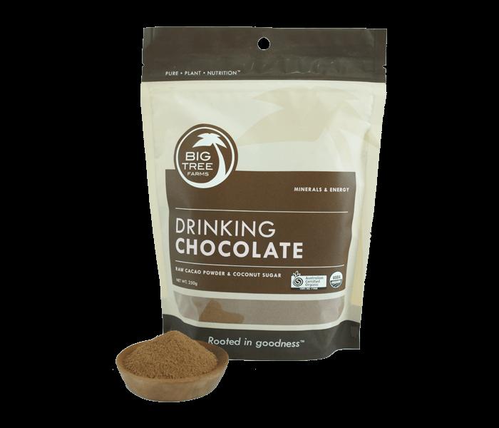 Big Tree Farms Minuman Cokelat Bubuk Organik