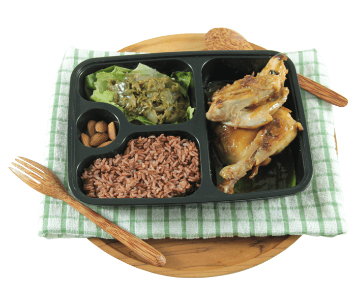 Nutrify 5 Days Healthy Catering Package (Lunch & Dinner)