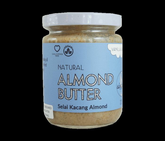 Sincere Selai Kacang Almond Vanila Chai