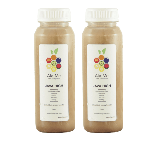Ala.Me Java High Almond Milk Coffee Pack of 2 @500ml