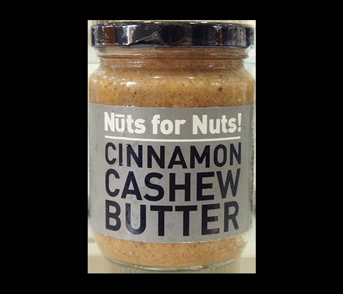 Nuts for Nuts Selai Kacang Mede Kayu Manis