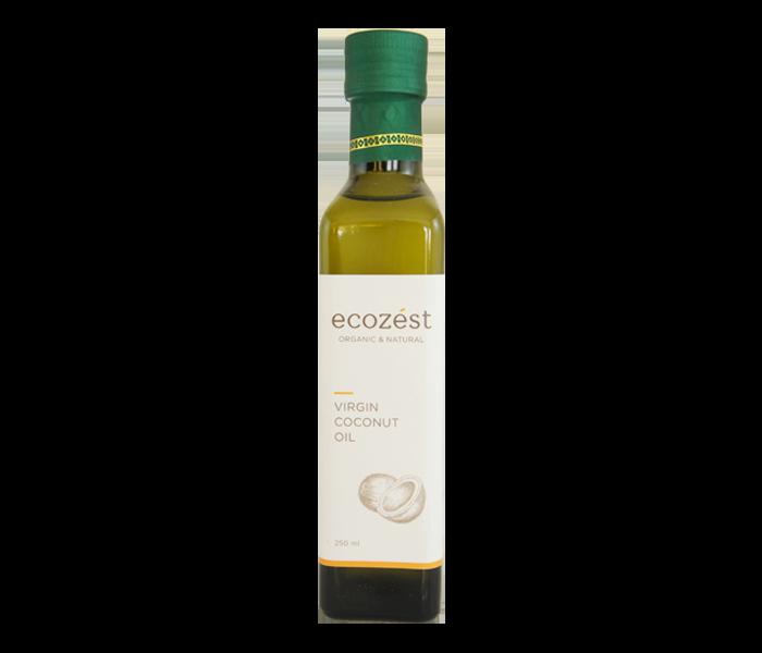 EcoZest Minyak Kelapa Murni (VCO)