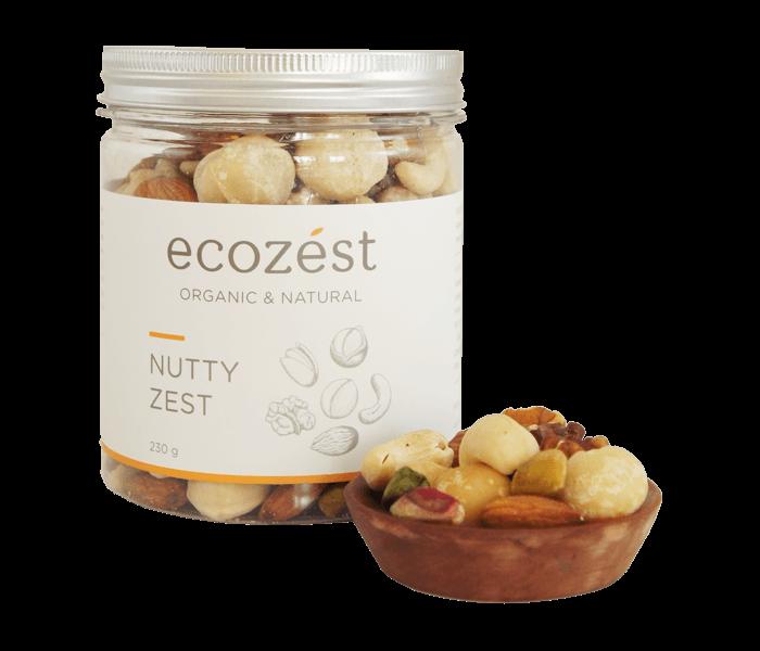 EcoZest Kacang Campur Nutty Zest