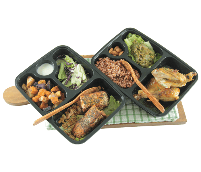 Nutrify 20 Days Healthy Catering Package (Lunch & Dinner)