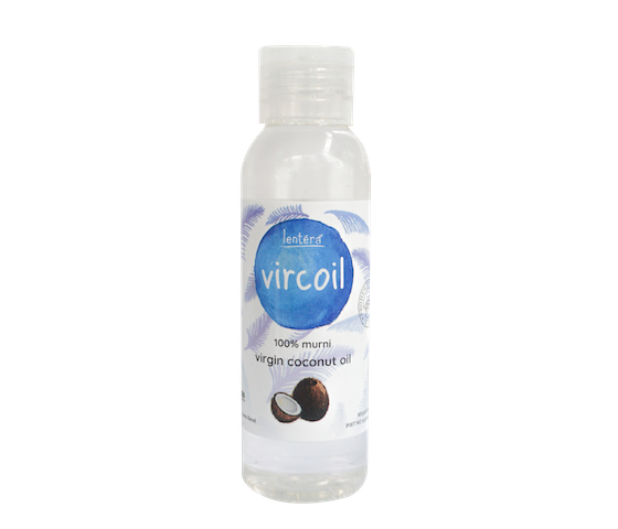 Lentera Vircoil 100% Virgin Coconut Oil 100 ml