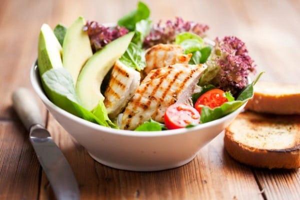 Diet Sukses dengan Konsumsi Olahan Ayam Sehat