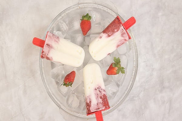 Lemonilo Kitchen: Flawless Skin Popsicle