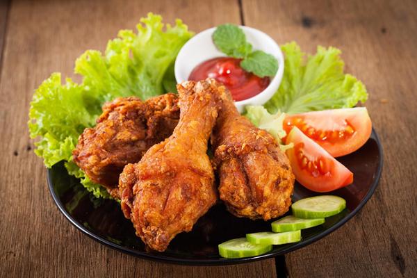 Tips Mengolah Ayam Goreng yang Tidak Merusak Diet