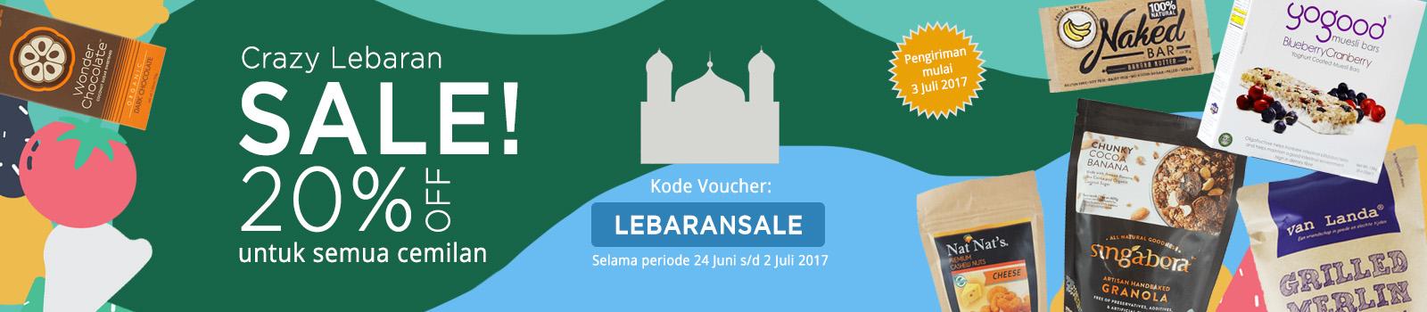 Crazy Lebaran Sale