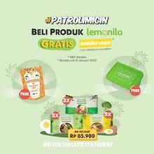 Beli Mie Lemonilo GRATIS Sunkrisps Popcorn Honey