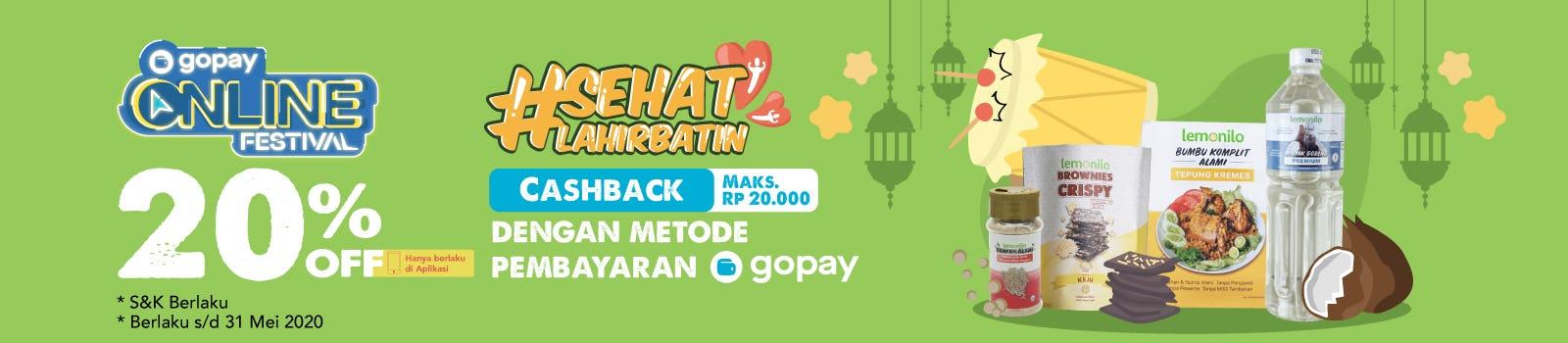 Promo GoPay Online Festival Ramadan