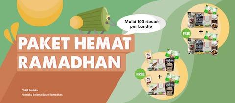 Paket Hemat Ramadhan Beli 1 Paket Dapat 2 Paket