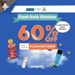 Flash Sale Oktober
