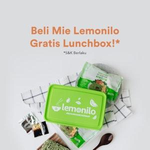 Mie Goreng Lemonilo Free Lunchbox