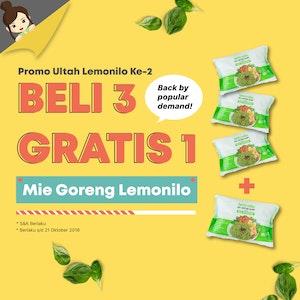 Mie Lemonilo Buy 3 get 1