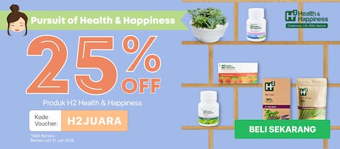 Pursuit of Health and Happiness