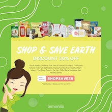 Shop & Save The Earth