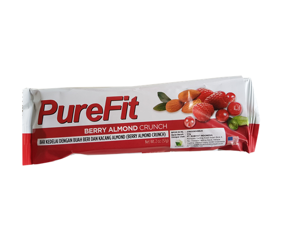 PureFit Berry Almond Crunch Bars