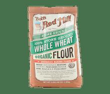 Bob's Red Mill Organic Whole Wheat Flour 1.3 kg
