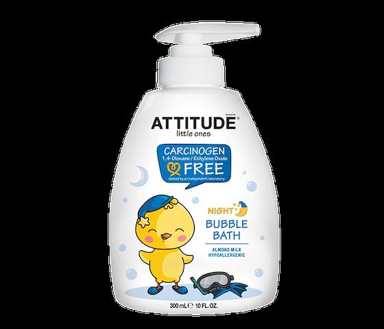 Attitude Little Ones Baby Bubble Bath Almond Milk 300 ml