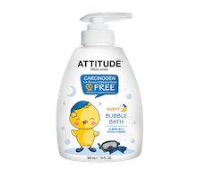 Attitude Little Ones Baby Bubble Bath Almond Milk 300 ml