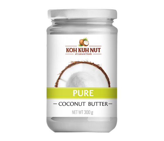 KohKuhNut Pure Coconut Butter