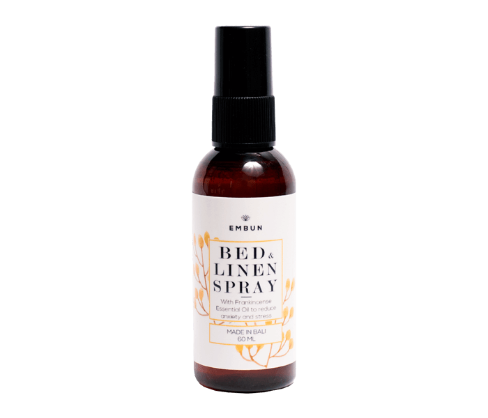 Embun Bed and Linen Spray Frankincense 60 ml