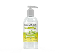 Hand Sanitizer Naturizer Lemongrass Gel 300 ml