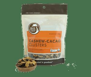 Big Tree Farms Kacang Mede Cokelat Organik