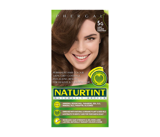 Naturtint Permanent Hair Color 5G (Light Golden Chestnut)