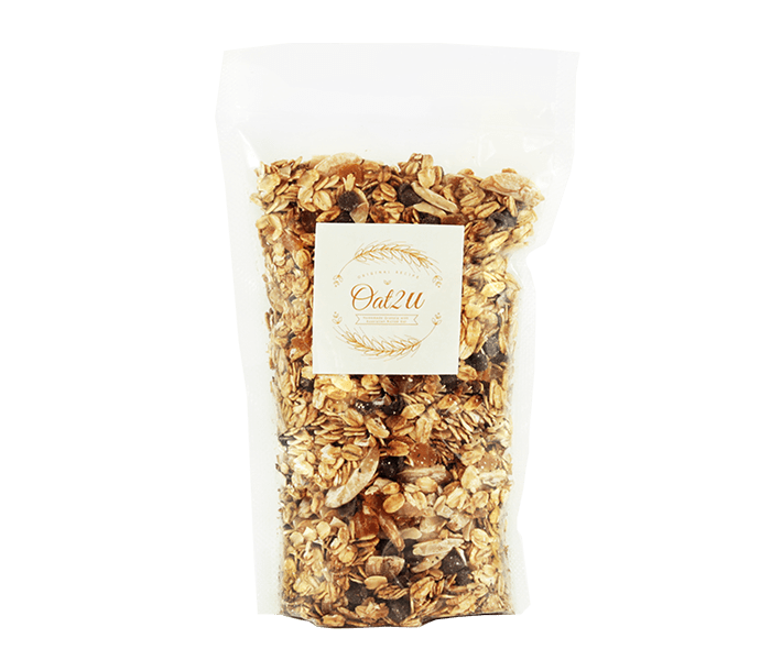 Oat2U Fruits & Nuts