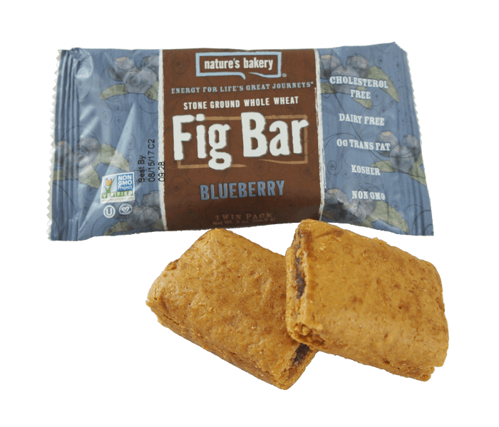 Nature's Bakery Fig Bar Blueberry