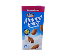 Blue Diamond Almond Breeze Almond Milk Unsweetened 1L