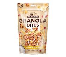 East Bali Cashews Granola Bites Pisang Kelapa 125 gr