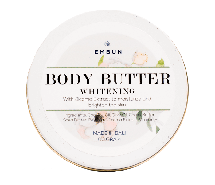 Embun Body Butter Whitening 60 gr