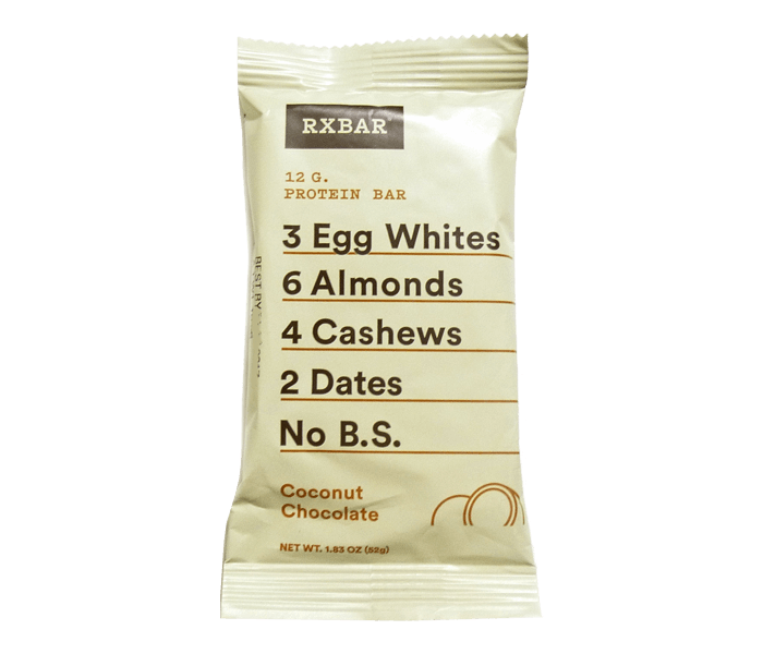 Eatvit Rx Bar Coconut Chocolate