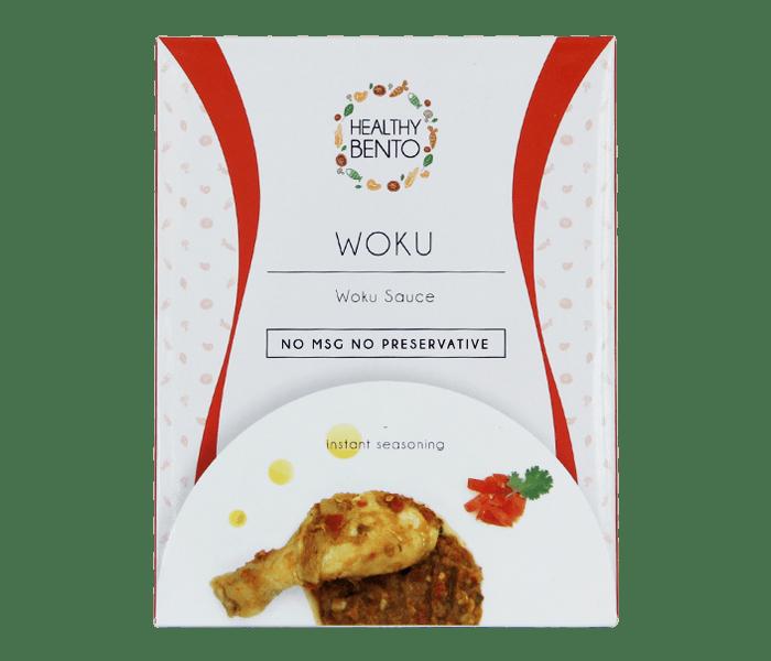 Healthy Bento Bumbu Masak Instan Saus Woku