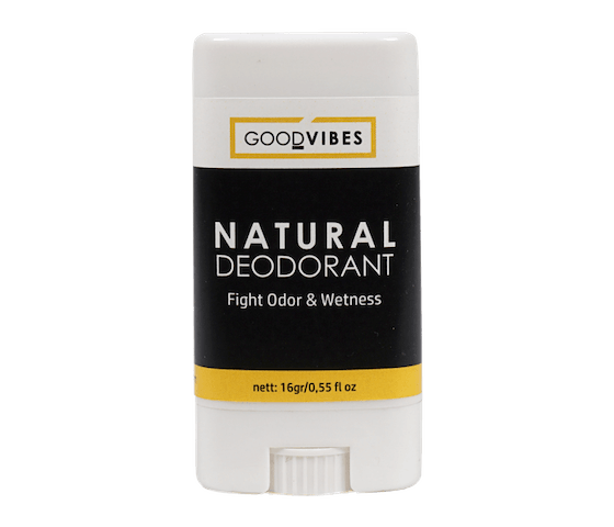 Good Vibes Organic Natural Deodorant