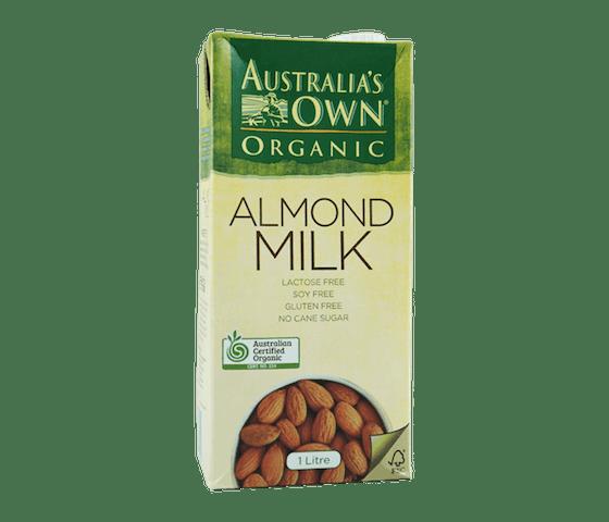 Jual susu almond organik - Lemonilo