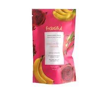 Frootiful Freeze-Dried Red Dragon Fruit & Banana 20 gr