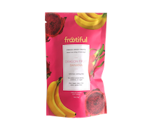 Frootiful Freeze-Dried Red Dragon Fruit & Banana 20 gr