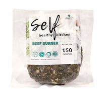 Happy Fit Self Healthy Kitchen Beef Burger 100 gr