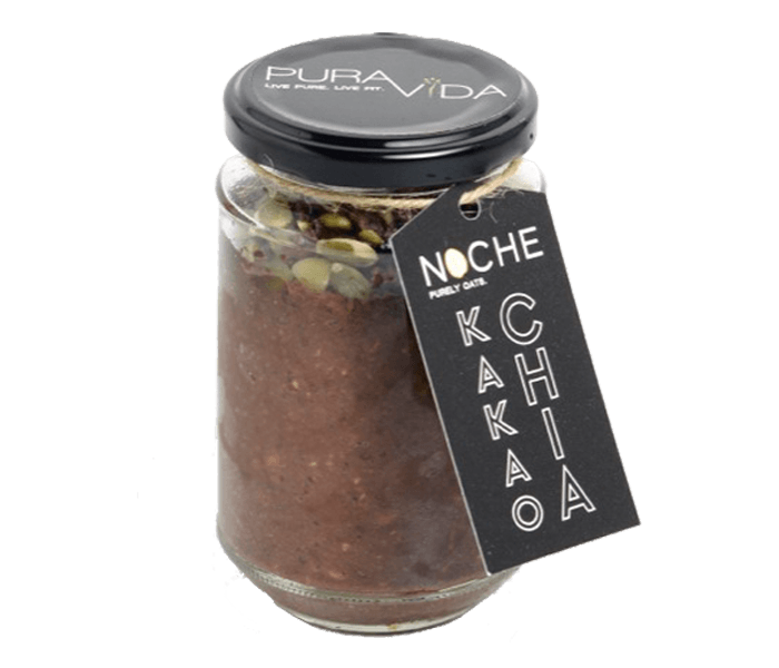 Pura Vida NOCHE Kakaochia Overnight Oats Medium