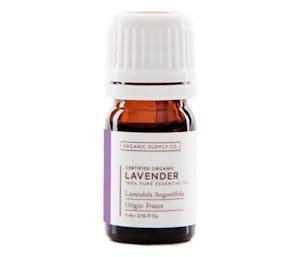 Organic Supply Lavender Essential Oil 10 ml