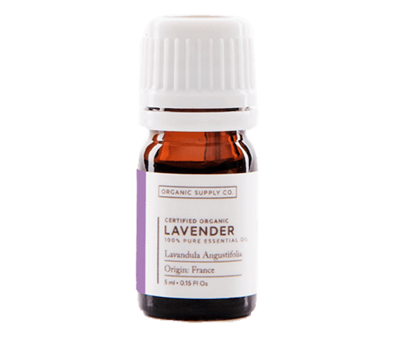Organic Supply Lavender Essential Oil 10 ml