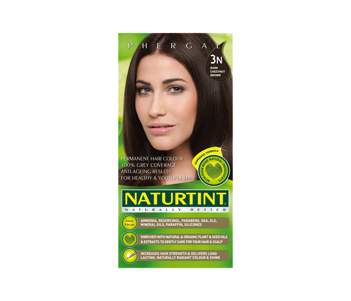 Naturtint Permanent Hair Color 3N (Dark Chestnut Brown)