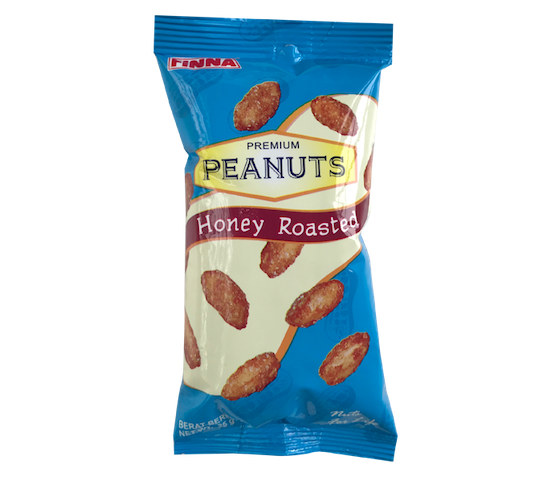 Finna Premium Peanuts Honey Roasted 25 gr