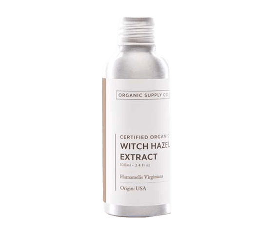 Organic Supply Witch Hazel Extract Make Up Remover