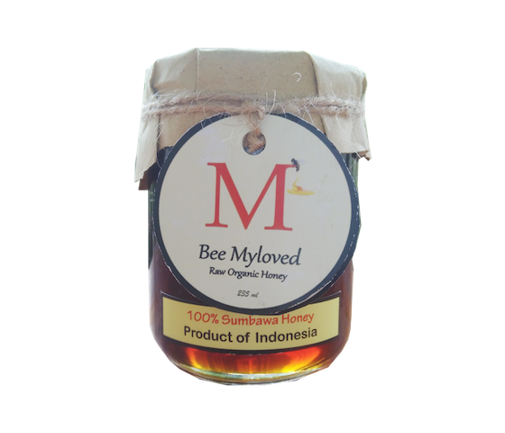 Bee Myloved 100% Sumbawa Honey 235 ml
