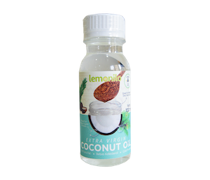 Lemonilo 100% Organic Extra Virgin Coconut Oil (VCO) 100 ml